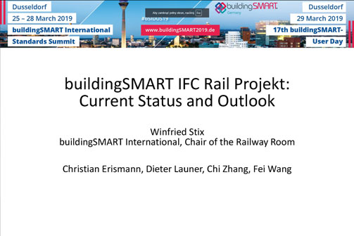 Video: Summary of Railway Room and ifc-rail Project by winfried stix et al.