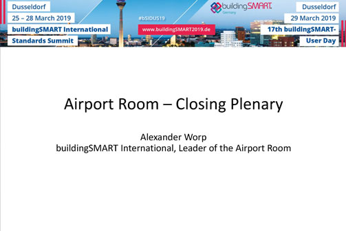 Video: Summary of the Airport Room by Alexander Worp