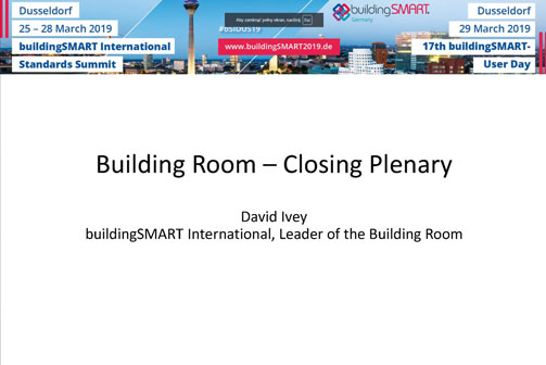 Video: Summary of the building Room by by David Ivey