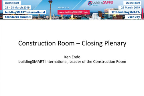 Video: Summary of the Construction Room by Ken Endo