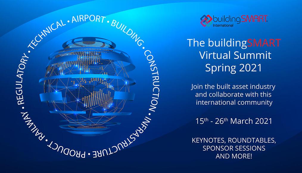 buildingSMART Virtual Summit 2021